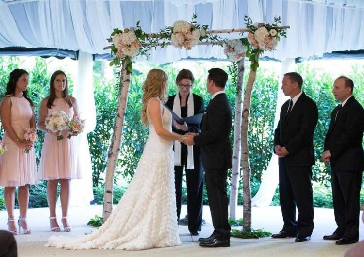 Philadelphia wedding officient